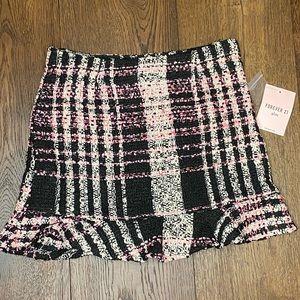 Forever 21 Kids woven skirt size 7/8